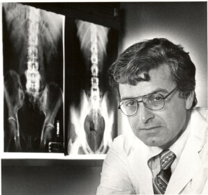 Louis V. Avioli, MD (1931-1999), founder of the Division of Bone and Mineral Diseases, at Washington University