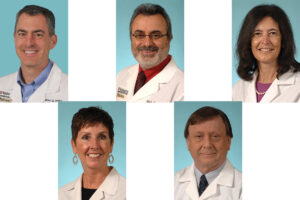 Five Bone Health Program Physicians Selected as Best Doctors in America 2018